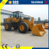 Zl50 Compact Tractor Front Wheel Loader 5 Ton Wheel Loader Xd950g