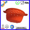 Custom Silicone Rubber Foldable Light Portable Travel Bowl