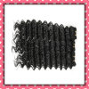 Factory Price Brazilian Human Hair Weave Deep Curly 20inches