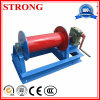 1000kg Lifting Application Steel Cable Winch 1ton