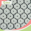 Floral Pattern Swiss Nigeria Cord Nylon and Cotton Lace Fabric