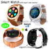 Mtk2502 Bluetooth Smart Watch Phone with Heart Rate Monitor K89