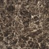 600X600 800X800 Dark Emperador Glazed Full Polish Porcelain Tile
