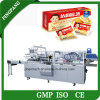 The Newest Multifunctional Custard Pie Automatic Cartoning Machine