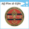 High Quality 3D Coin with Enamel Color, Military Challenge Coin