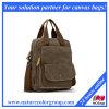 2017 New Fashion Canvas Shoulder Backpack Handbag Multi Functional Bag
