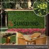 Garden Green Boxwood Hedge Artificial Plant
