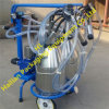 Electric Motor Cow Milking Machine with Dry Type Pump