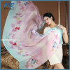 Nice Chiffon Scarf Women Georgette Silk Scarves Shawl Female Long Design