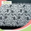 New Design Decorative Lace Trim Voile Lace Fabric Elastic Lace