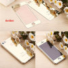 Color Mirror Tempered Glass Screen Protector for iPhone