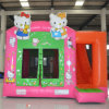 Lovely Cats Theme Inflatable Combo with Slide (AQ744-3)