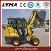 Small Mini Loader 0.8 Ton Wheel Loader with Perkins Engine