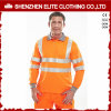 Hi-Viz High Visibility Orange Work Polo Shirts