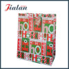 Unique Design Custom Merry Christmas Paper Bag
