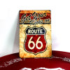 Vintage Metal Tin Sign Bar Pub Signs Route66 Home Decor