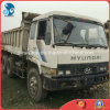 Used South-Korea Hyundai-Brand 2003-Imported Max-20ton Constructional-Materials Dump Truck with Original-Engine