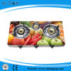 Tempered Glass Panel LNG Gas Cooker