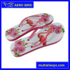 Hotest African Digital Printing Slippers for Ladies (BF15001-Pink)