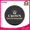 Custom Crown Logo Znic Alloy Medal