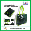 Reusable Laminate Foldable Shopping Bag