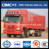 Sinotruk 8*4 Cargo Truck with Cheapest Price