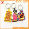 High Quality Promotional 3D Gift PVC Keychains