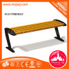 European Standard Solid Wood Bench Outdoor Park Leisure Furniture