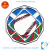 Custom Soft Enamel Baseball Award Sport Medal