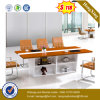 Storage Cupboard Attached Desk Conference Meeting Table (UL-MFC500)