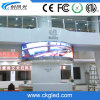 P7.62 Indoor Wall Mounted Curve LED Video Display for Advertising