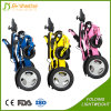 FDA Ce Approved Folding Motorized Brushless 250W Wheelchair Used