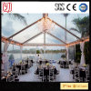 Beach with Clear Tent Inside Tent Romantic Wedding Canopy Tent with Transparent PVC Cover
