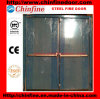Double Steel Fire Door with Bs and UL Certificate (CF-F009)
