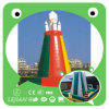 Happy Climbing Rocket for Children Inflatable Bounces with Certificate