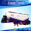 Low Density Powder Material Transport Tank Trailer