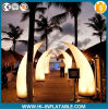 Factory Outlet Fashion Show Stage Decorations Inflatable Tubewith LED Lights