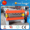 Double Layer Color Steel Tiles Roll Forming Machine for Panels
