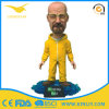 Eco-Friendly Resin Doll Bobblehead Figurine Craft with Creative Design