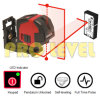 Cross Line & Plumb Laser Level (R22)
