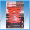 Professional Exporter of Durable Hydraulic Wheeled Raising Platform
