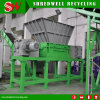 Double Shaft Used Tire Shredder for Scrap Tyre Recycling