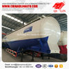 Qilin Hot Sale 50t - 80t Payload Powder Material Tanker Trailer for Pakistan