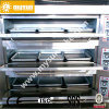 Bakery Shop Baking Bread Deck Oven with 9 Trays