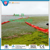 PVC Float Oil Containment Boom, Oil Boom, Seaweed Rubber Boom