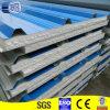 Standard Ral Color Sea Blue EPS Sandwich Roof Panel