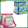 Durable Zippered Cooler Lunch Bag with Front Pocket (TP-CB350)