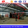 3 Bins Aggregate Concrete Batching Machine Production Line