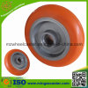 Korean Style High Elastic Polyurethane on Aluminium Core Caster Wheel