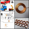 Induction Wire Coil Applied in Remote Toys (Electromagnetic Coil)